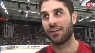 1878 TV | Interviews nach dem 4:3-Sieg gegen Straubing