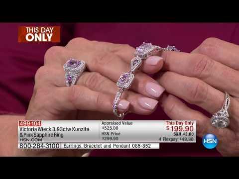 HSN | Victoria Wieck Jewelry Anniversary 09.21.2016 - 08 PM