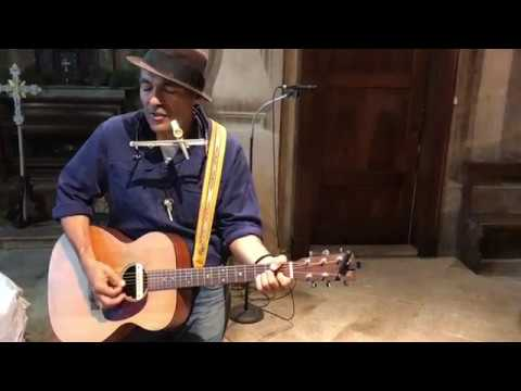 Lance Canales - Hich-wyah Man - live in Italy