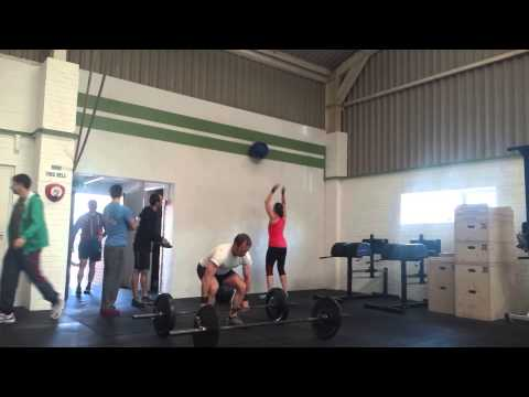 Children of Ares Thorium WOD 3 qualifier 2015