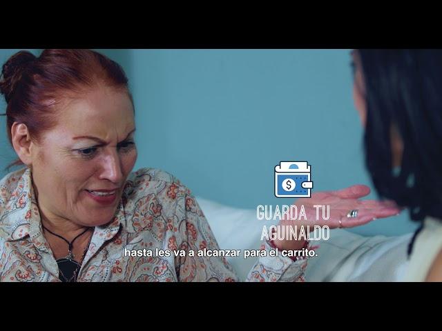 GUARDA TU AGUINALDO REDES
