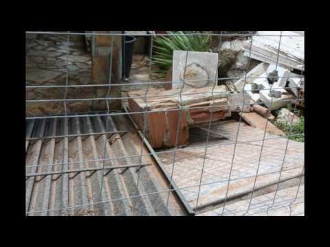Colector de Barberá del Valles Inunda a los Vecinos y rompe sus casas