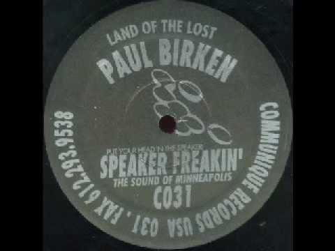 Paul Birken 1997 Speaker Freak CO31 Trk B1
