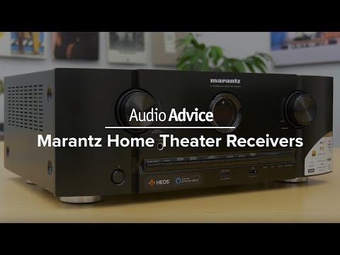2019 Marantz Home Theater Receiver Comparison | Audio Advice
