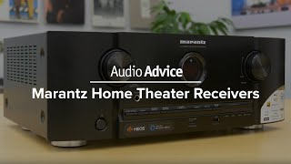 2019 Marantz Home Theater Receiver Lineup