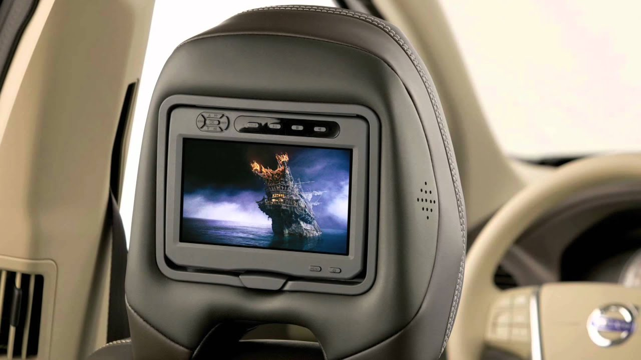 2010 Volvo XC60 - Interior Features - YouTube