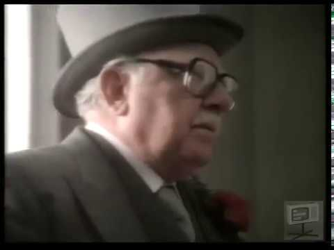 Classic Ads: Barclays with  Arthur Lowe and Ian Lavender