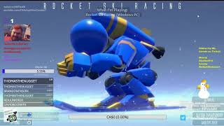 New OS? PC Gaming? Rocket Ski Racing! (Windows PC)