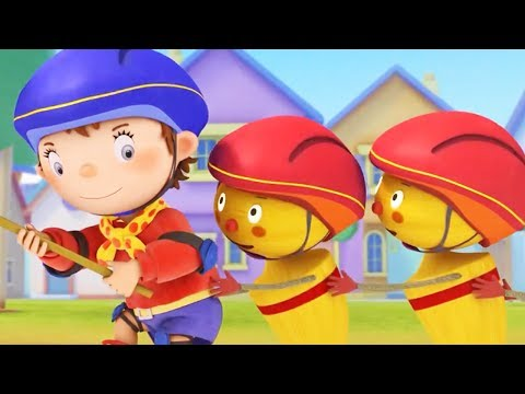 Noddy In Toyland | Noddy Saves the Roller Disco | Noddy English Full Episodes