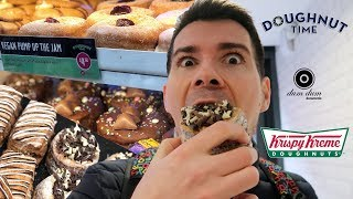 how to make doughnut