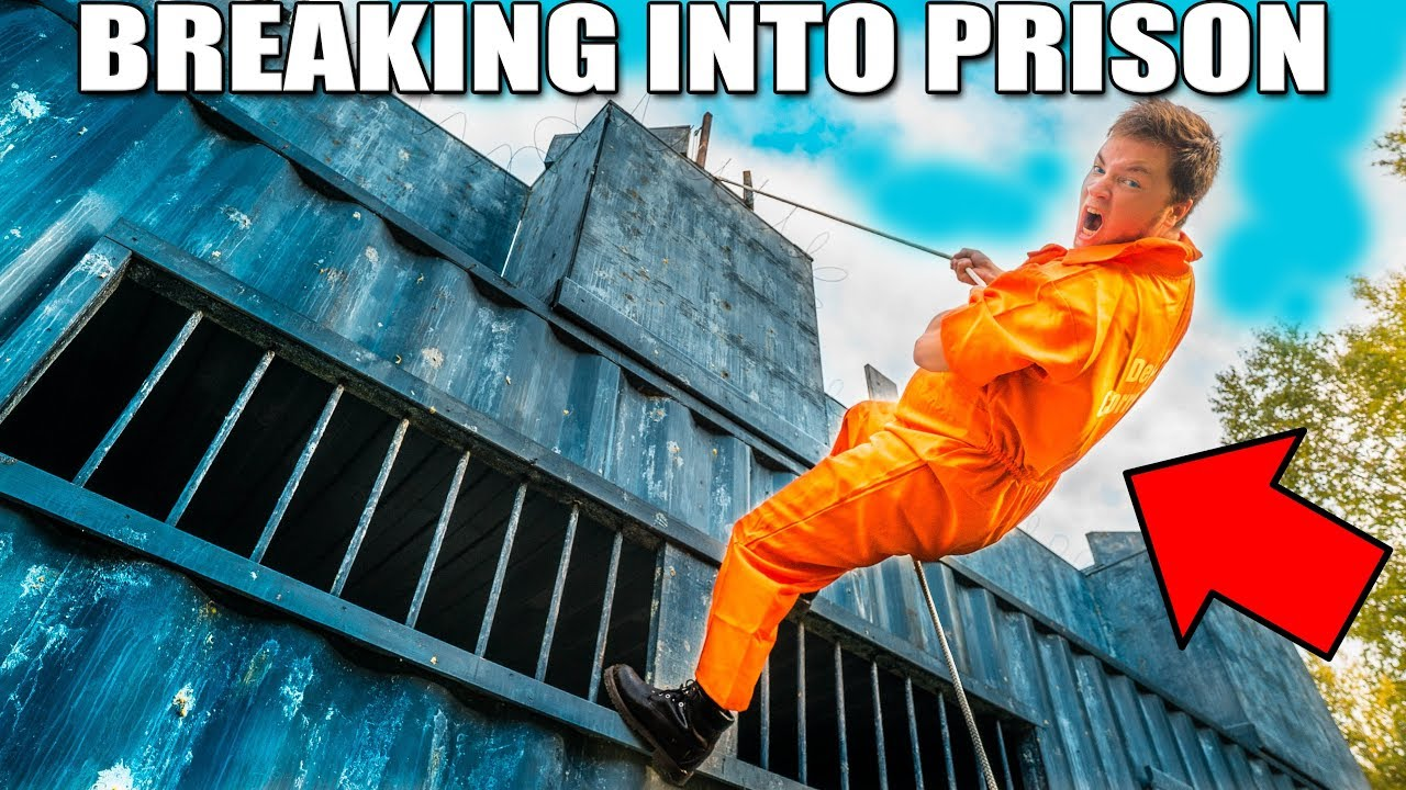 breaking-into-prison-escaping-youtube-hacker-24-hour-challenge