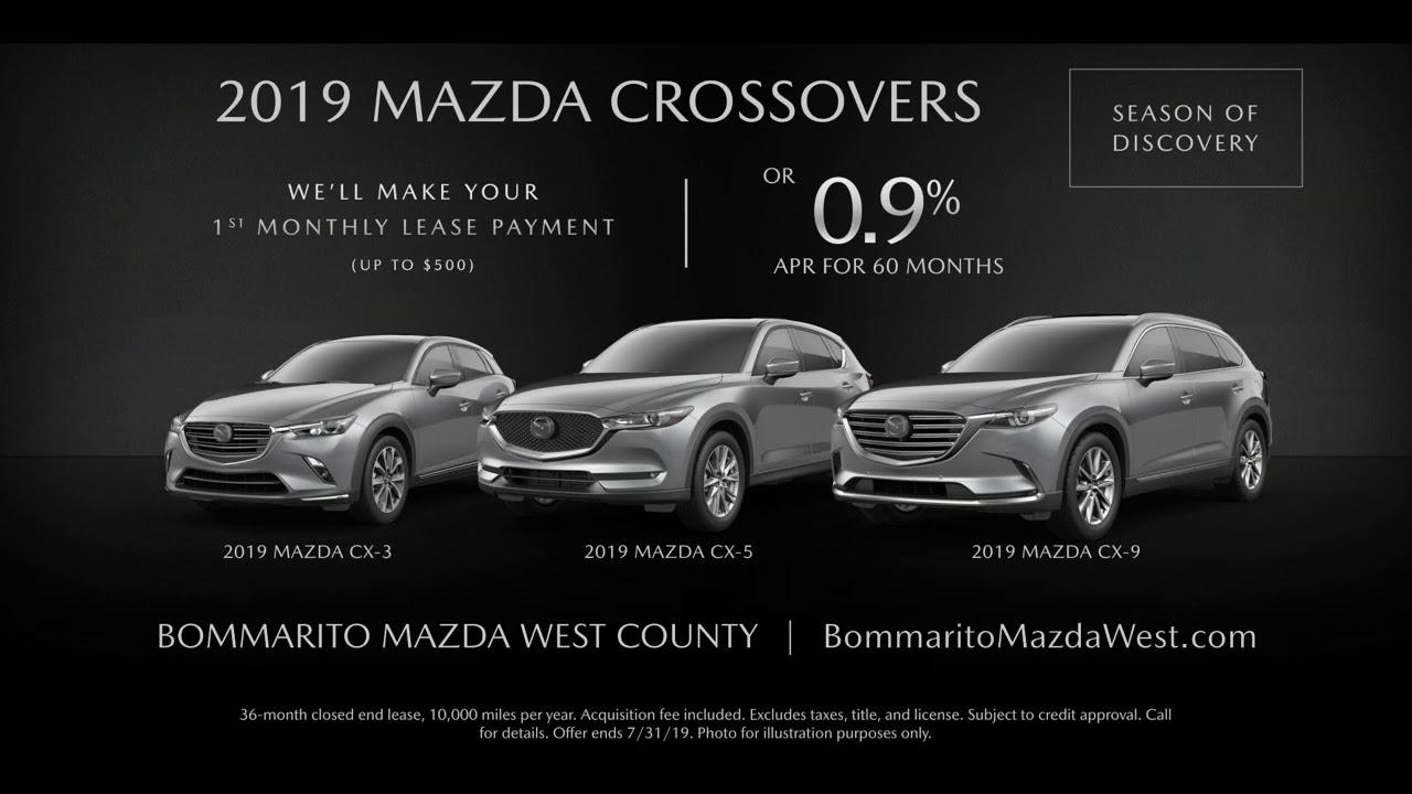 Bommarito Used Cars >> Mazda Dealership Used Cars In Ellisville Mo Bommarito