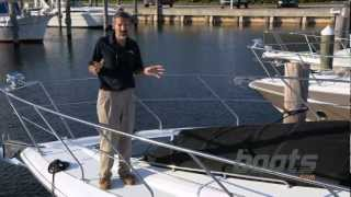 Cruisers Cantius 45 Boat Review / Performance Test