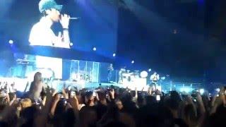Enrique Iglesias - El perdon & Bailando (SEX and LOVE Tour - Belgrade, Serbia) HD