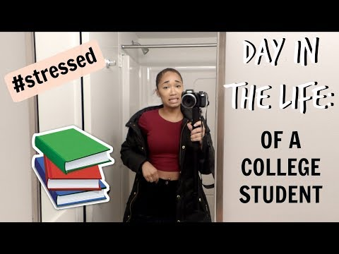 Day in the Life of a College Student   Howard University