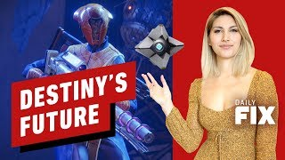 Bungie Addresses the Future of Destiny - IGN Daily Fix