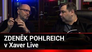 Xaver ŽIVĚ s hostem: Zdeněk Pohlreich