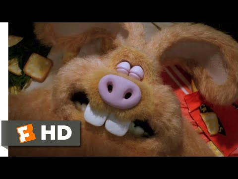 Wallace & Gromit: The Curse Of The Were-Rabbit (2005) - Rabbit Rescue Scene (10/10)   Movieclips