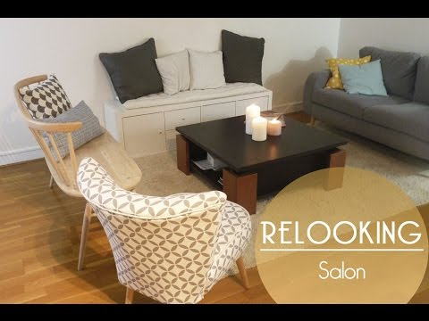 Relooking deco | ❖ Comment aménager un salon cosy ❖ (Living room makeover)