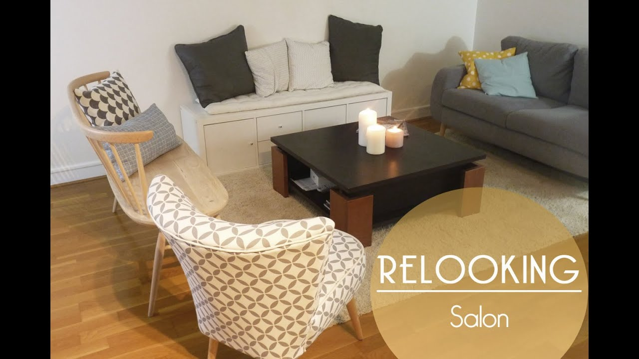 Relooking deco comment am nager un salon cosy living room makeover youtube - Deco cosy salon ...