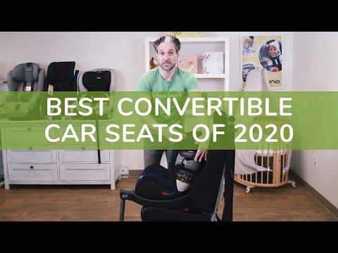 Best Convertible Car Seats Of 2020 | Nuna, Britax, UPPAbaby, Clek, Cybex | Magic Beans