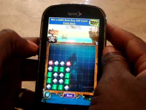 Jewels Deluxe Level 46 Android Phone
