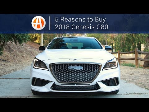 2018 Genesis G80 5 Reasons to Buy Autotrader