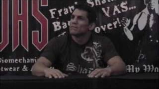 Frank Shamrock vs Cung Le Press Conference PART 2
