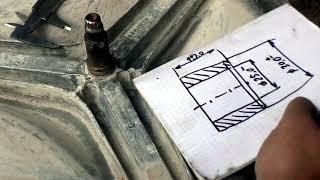 Ремонт крестовины стиральной машины АТЛАНТ.