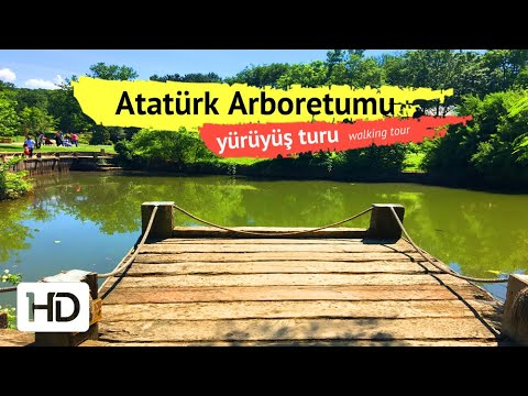 Atatürk Arboretumu - Sonbahar (HD)