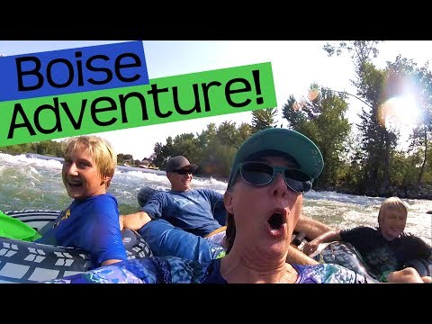 Discovering adventures in Idaho! Boise or Bust Road Trip!