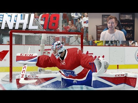 CAN PRICE CARRY AN AHL TEAM TO NHL PLAYOFFS? - NHL 18