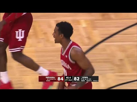 Devonte Green to Freddie McSwain Jr. Layup vs. Iowa