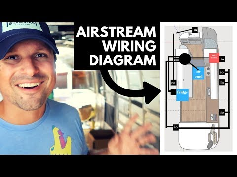 [DIAGRAM_5UK]  AIRSTREAM RENOVATION: Wiring Diagram & RV Lithium Battery System + RV  LIVING - YouTube | Airstream Wiring Diagrams |  | YouTube