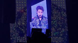 "180908 Serendipity Jimin  BTS л°©нѓ""м†Њл…""л‹Ё Love Yourself Tour in LA Fancam м§Ѓмє"