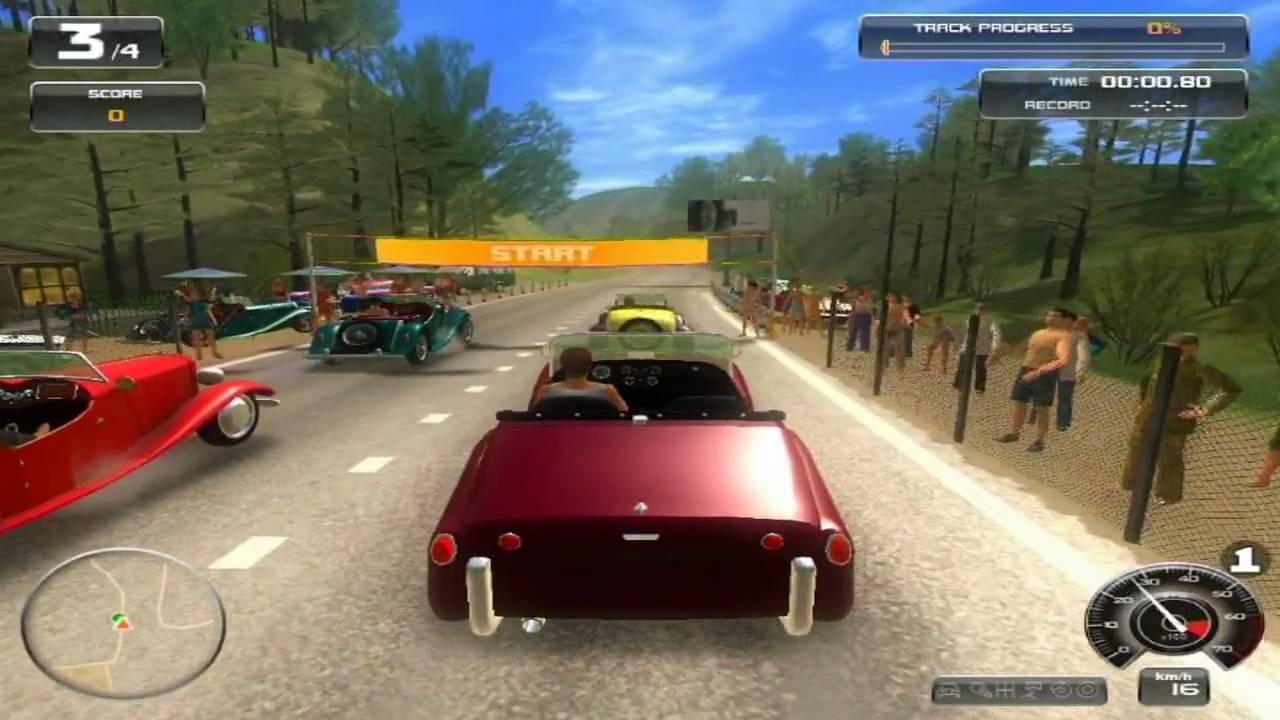 Old Car Games List   future1story com