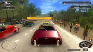 Classic Car Racing PC Gameplay Video (HD)