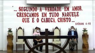Culto Vespertino | 21/Fev/2021