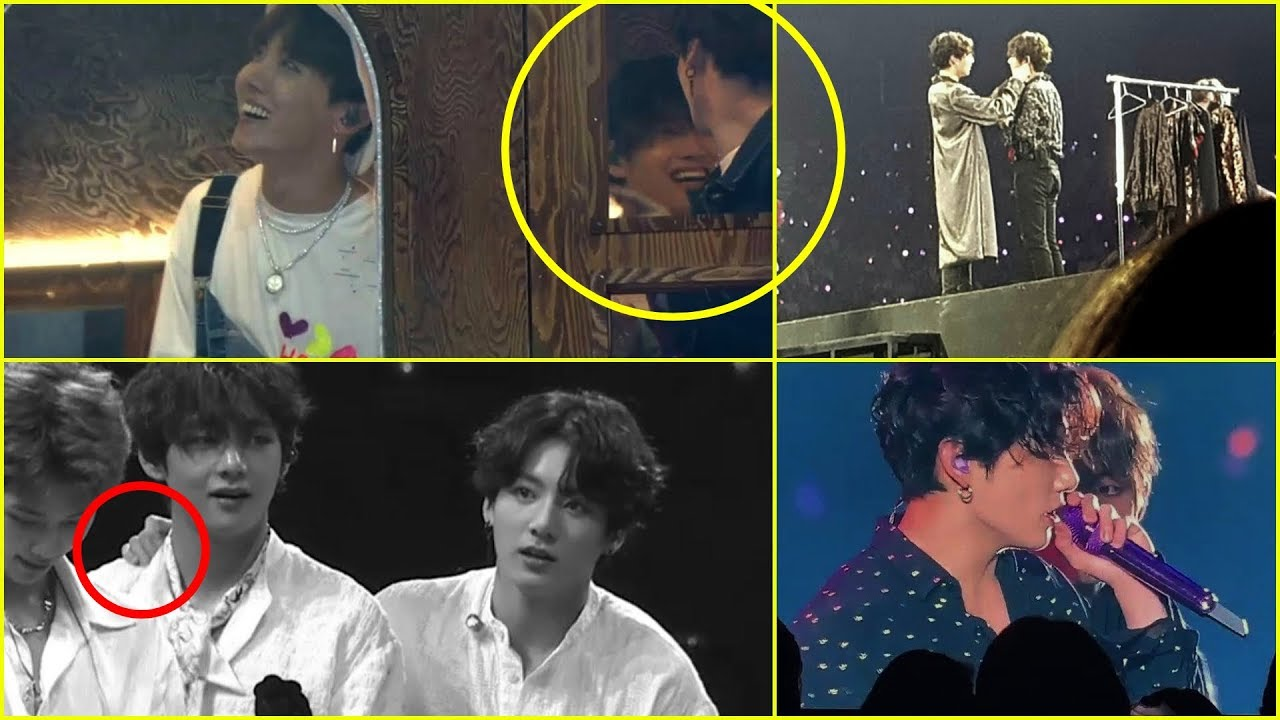 TK's no space at 5th muster ( Seoul ) | Taekook Moments Update |