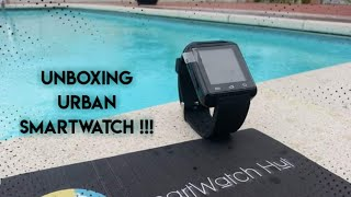 U8 Smart Watch Unboxing Jam Pintar U8 Review
