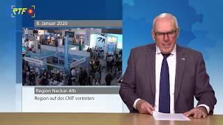CMT - Region Neckar-Alb präsentiert sich auf der beliebten Urlaubsmesse
