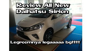 Review All New Daihatsu Sirion 2018 automatic Indonesia