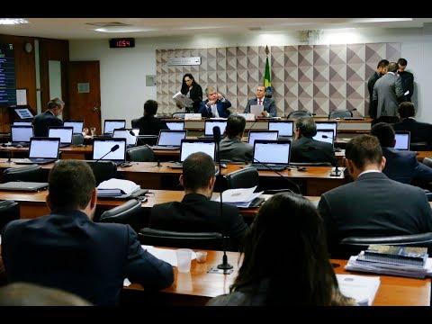 CPMI da JBS - Relatório - TV Senado ao vivo - 13/12/2017