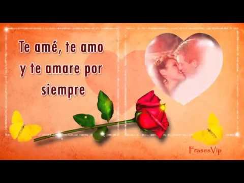 Frases De Amor Pasion Oficial Youtube