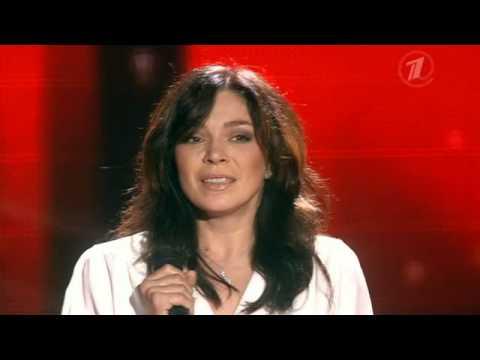 """Голос"" 2 сезон. Анна Александрова - When a man loves a ... Анна Александрова Голос"