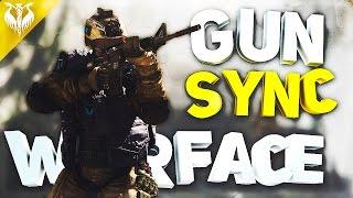 [Warface] BASSJACKERS; LUCIANA–Fireflies | Gun Sync #1
