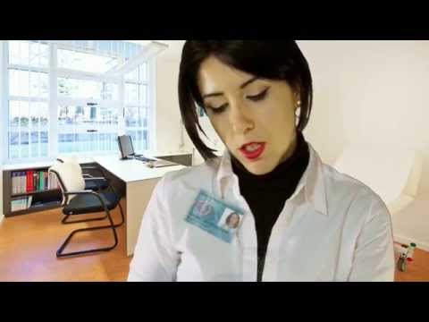 Cranial Nerves Examination Roleplay ASMR ita