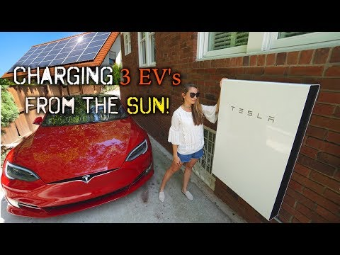 Tesla Powerwall 2 & Going Solar!
