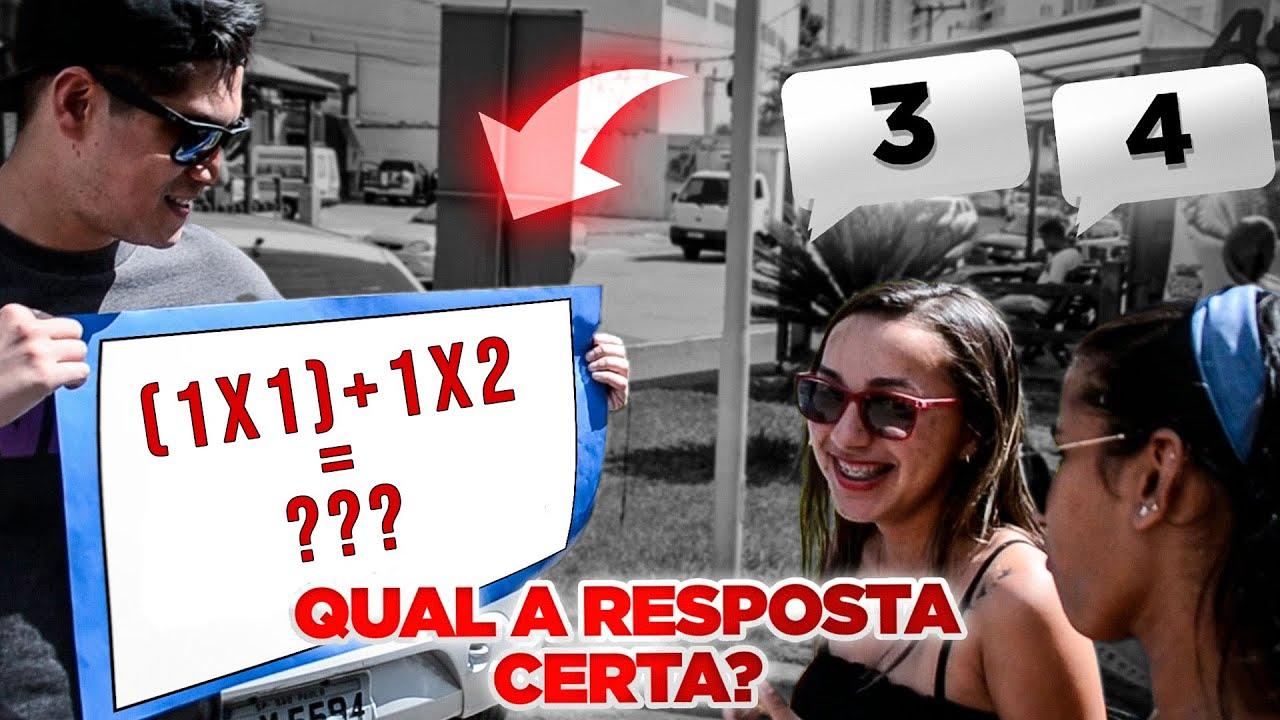 98.4% VÃO FALHAR MISERÁVELMENTE neste DESAFIO DE LÓGICA!!
