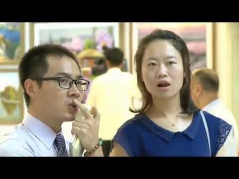 [DPRK Attraction] Economic and Commercial Councilors Corps Visit Pyongyang Cultural Exhibition